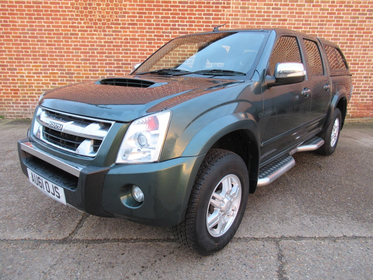 Isuzu Tf Td Rodeo Denver Max Dcb Pick-Up 2.5 Manual Diesel
