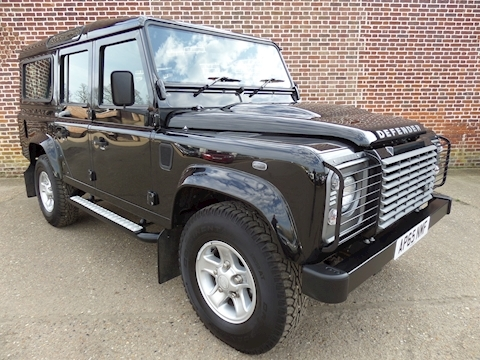 Defender 110 Xs Td Td Xs Station Wagon 2.2 4dr Light 4X4 Utility Manual Diesel