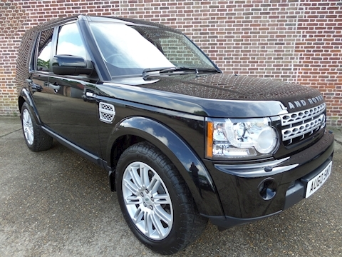 Discovery Tdv6 Commercial 3.0 5dr Light 4X4 Utility Automatic Diesel