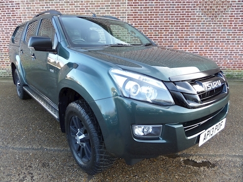 D-Max Td Utah Dcb 2.5 4dr Pick-Up Automatic Diesel