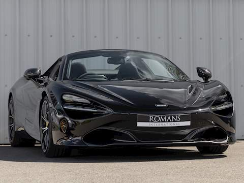 McLaren 720S Spider Performance