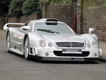 Mercedes-Benz CLK GTR - Thumb 0