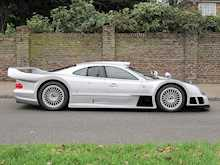 Mercedes-Benz CLK GTR - Thumb 1