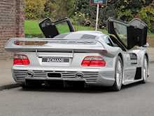 Mercedes-Benz CLK GTR - Thumb 3