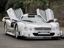 Mercedes-Benz CLK GTR - Thumb 5