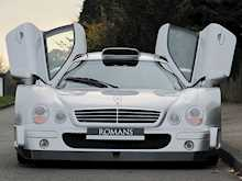 Mercedes-Benz CLK GTR - Thumb 6