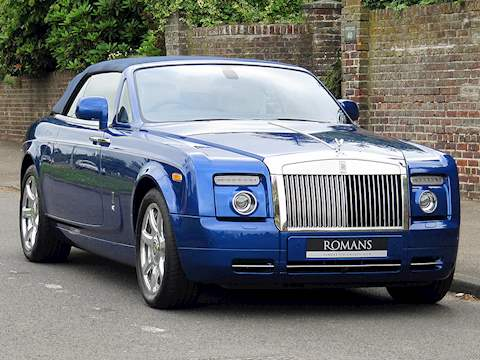 Rolls-Royce Phantom Phantom Drophead Coupe