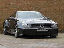Mercedes-Benz SL65 AMG Black Series - Thumb 0