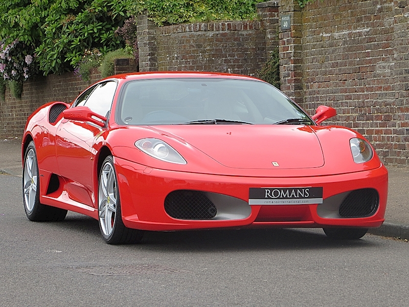 F430 Coupe F1