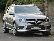 Mercedes-Benz ML63 AMG - Thumb 0