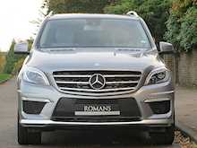 Mercedes-Benz ML63 AMG - Thumb 1