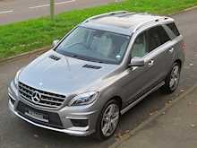 Mercedes-Benz ML63 AMG - Thumb 5