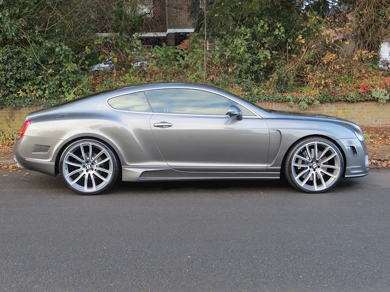 2009 Used Bentley Continental Gt Speed Granite