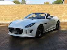 Jaguar F-Type S V8 Convertible - Thumb 13