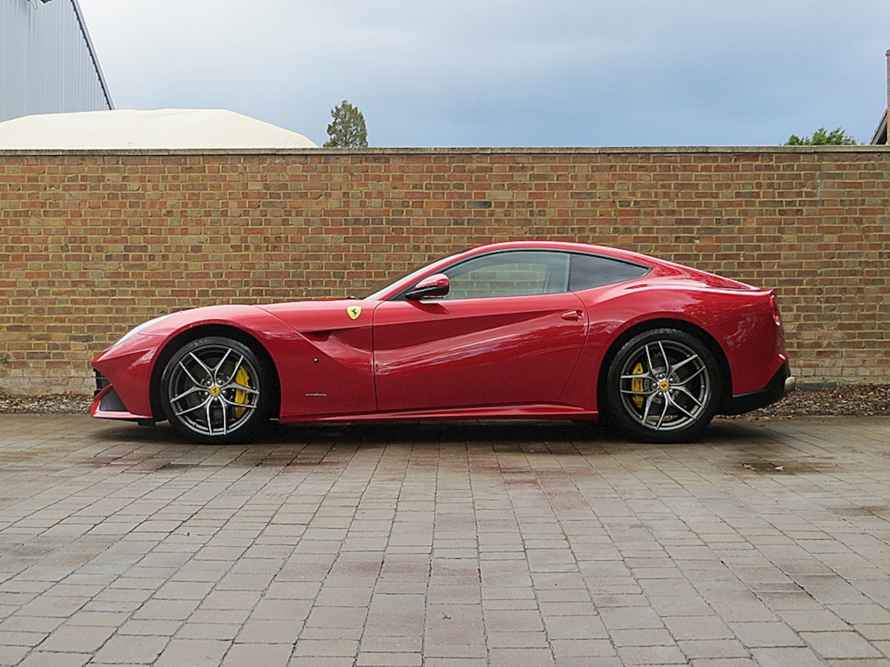 2013 used ferrari f12berlinetta