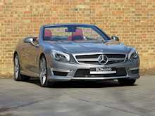 Mercedes-Benz SL63 AMG - Thumb 0