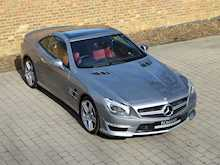 Mercedes-Benz SL63 AMG - Thumb 1
