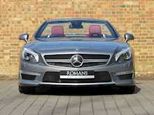 Mercedes-Benz SL63 AMG - Thumb 2