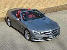 Mercedes-Benz SL63 AMG - Thumb 3