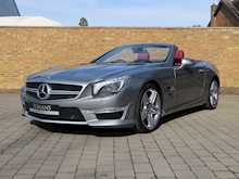 Mercedes-Benz SL63 AMG - Thumb 4