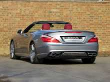 Mercedes-Benz SL63 AMG - Thumb 6