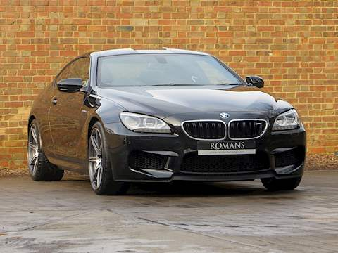 BMW M6 Coupe Competition Pa