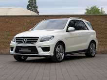 Mercedes-Benz ML63 AMG - Thumb 15
