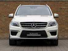 Mercedes-Benz ML63 AMG - Thumb 16