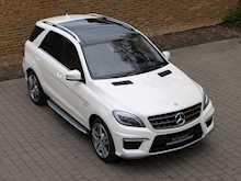 Mercedes-Benz ML63 AMG - Thumb 17