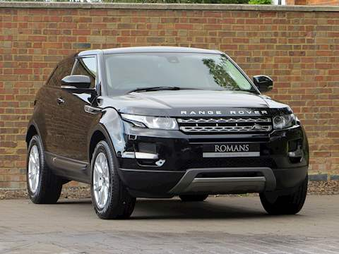 Land Rover Range Rover Evoque 2.2 SD4 Pure Coupe