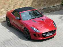 Jaguar F-Type S V8 Convertible - Thumb 1
