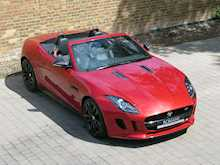 Jaguar F-Type S V8 Convertible - Thumb 18