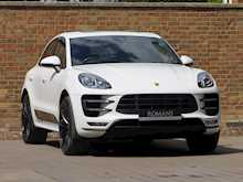 Porsche Macan Turbo - Thumb 0