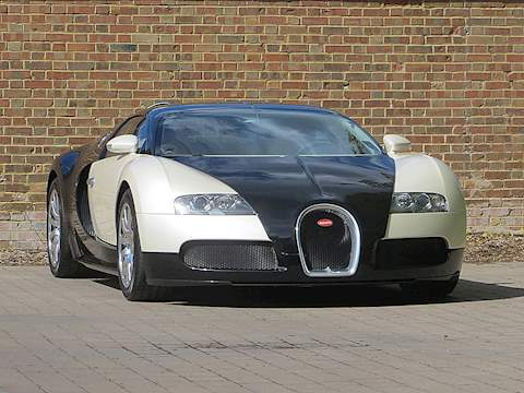 Bugatti Veyron Unknown