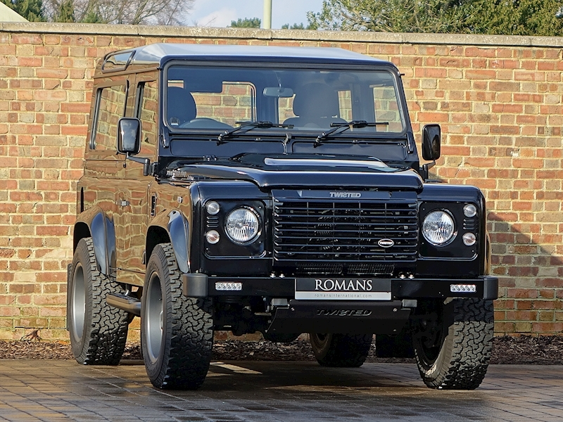 Twisted Defender T40