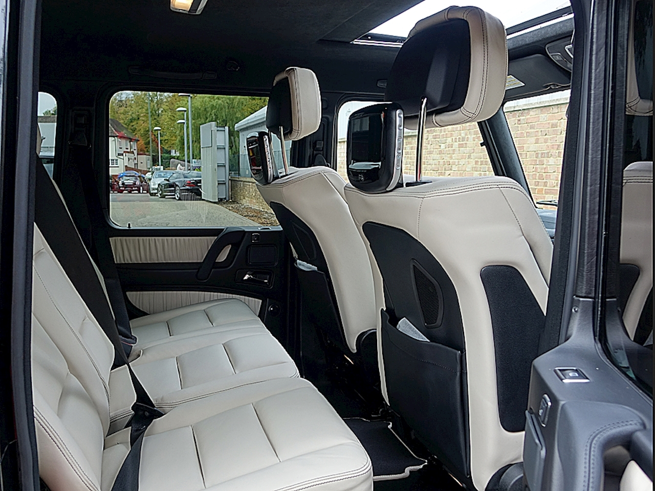 2014 Used Mercedes-Benz G350 CDI | Magnetite Black