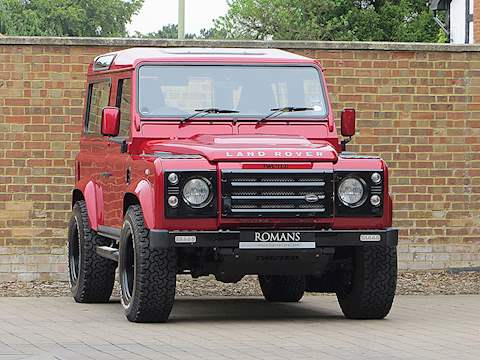 Land Rover Twisted 90 XS