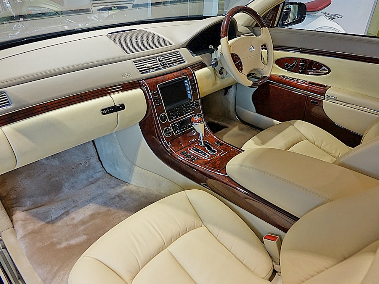 2005 Used Maybach 62 Cote D Azur Blue