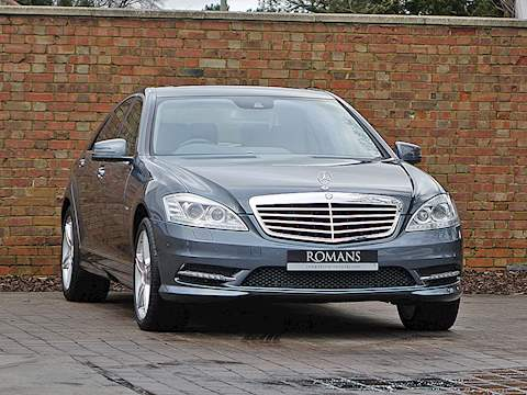 Mercedes-Benz S350 CDI Bluetec