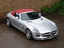 Mercedes-Benz SLS AMG Roadster - Thumb 1
