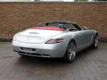 Mercedes-Benz SLS AMG Roadster - Thumb 2