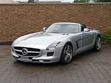 Mercedes-Benz SLS AMG Roadster - Thumb 11