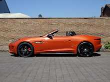 Jaguar F-Type S V8 Convertible - Thumb 19