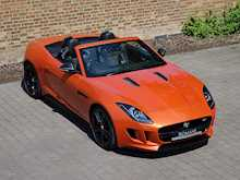 Jaguar F-Type S V8 Convertible - Thumb 23