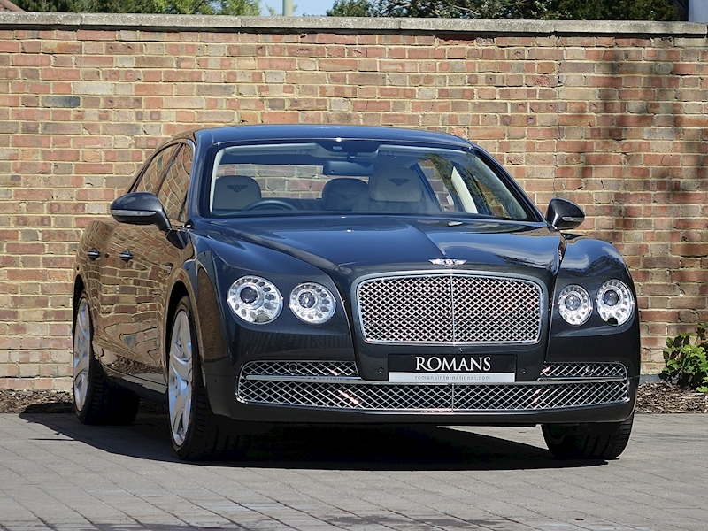 Flying Spur W12 Mulliner