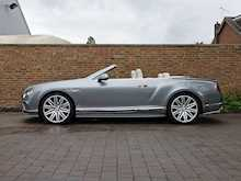 Bentley Continental GT Speed Convertible - Thumb 17