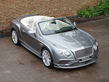 Bentley Continental GT Speed Convertible - Thumb 20