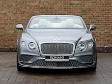 Bentley Continental GT Speed Convertible - Thumb 21