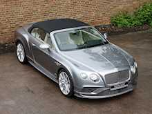 Bentley Continental GT Speed Convertible - Thumb 22