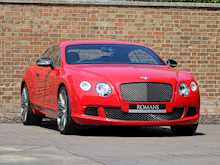 Bentley Continental GT Speed - Thumb 0